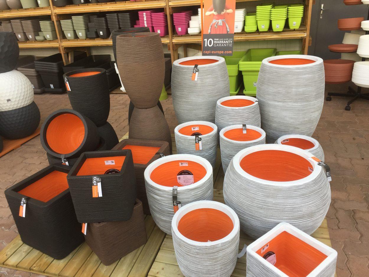 Pots, vases pour décoration Jardin