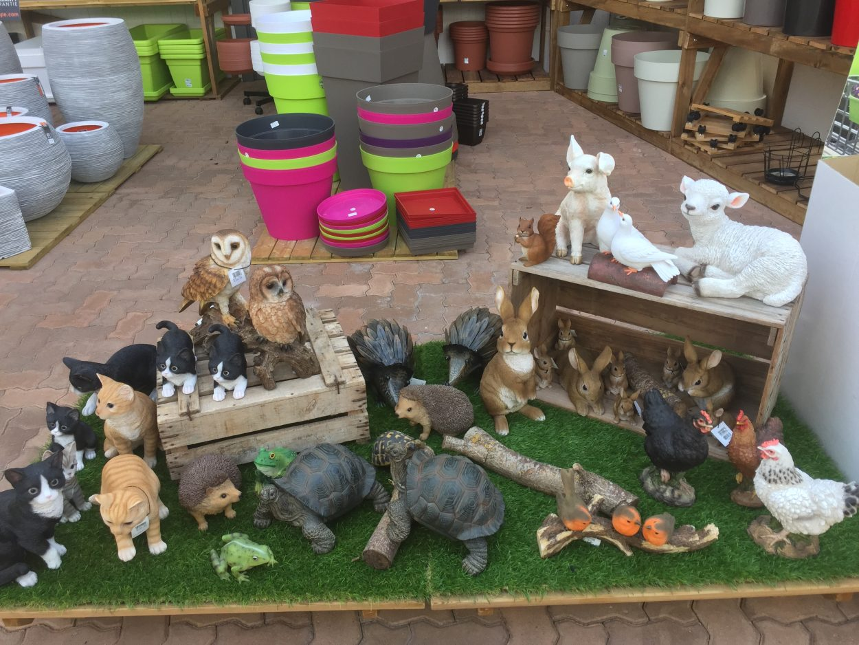 Décoration animaux pour votre jardin Rodez