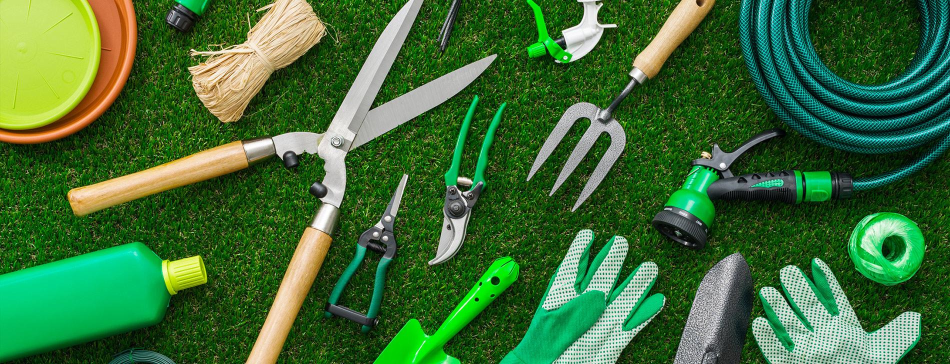 L'outillage complet pour votre jardin avec la jardinerie André à Rodez